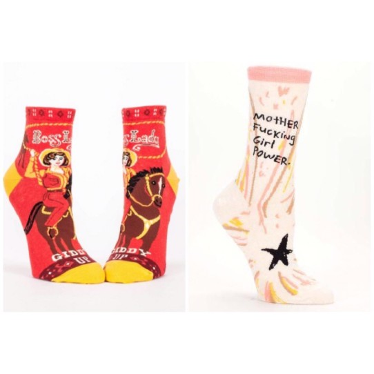 Feminist Apparel Socks